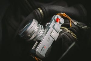 What are the types of shots in photography?