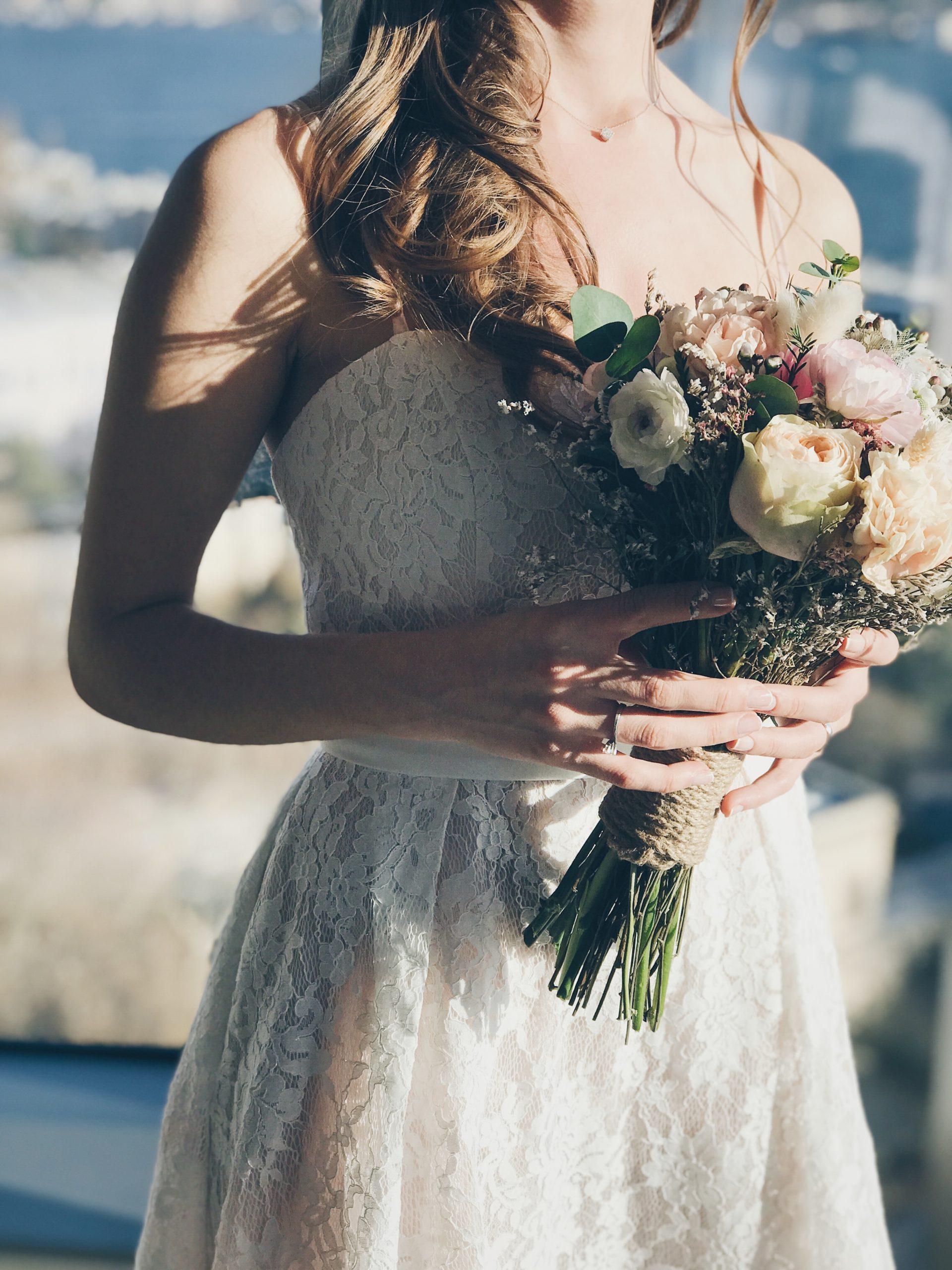 What should happen at a wedding reception?