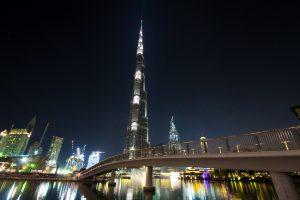 Is Dubai man made?