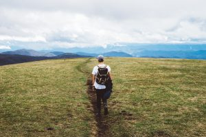What should I eat after a hard hike?